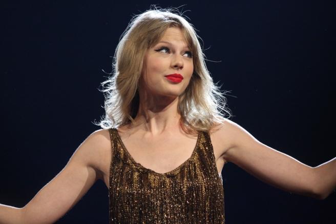 Taylor Swift in Sydney, Australia. Credit: Eva Rinaldi Photography via Wikimedia Commons.